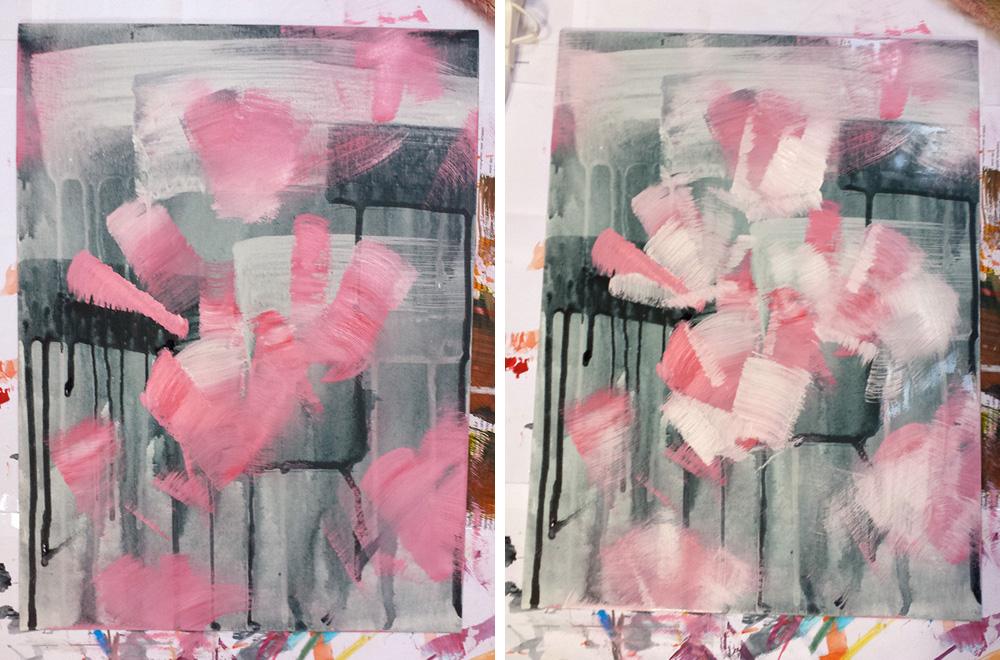 pinkmagnolia-paintingprocess-stepbystep-franziskaschwade-3