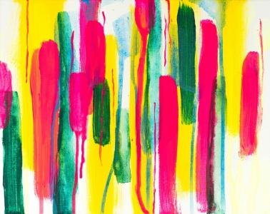 Zero Enthusiasm, 151026 / acrylics on canvas / 30x24 cm / available 150 €