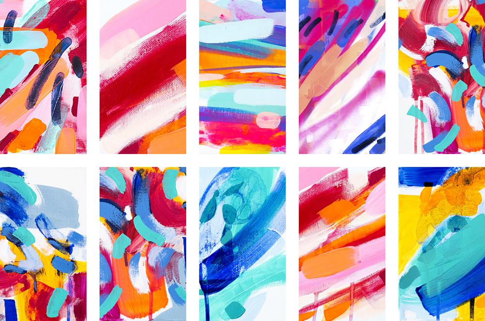 Franziska Schwade Mailing List Freebie Phone Wallpaper