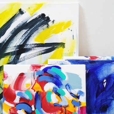FranziskaSchwade-paintingprocess-signedcanvases3